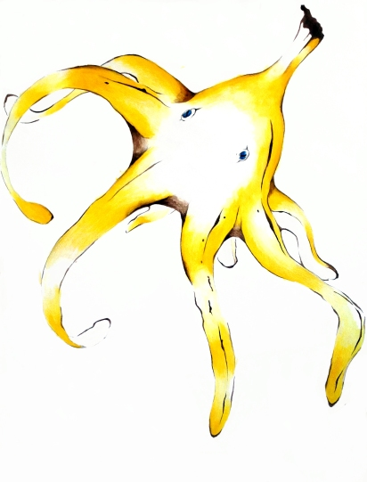 Attack of the Banana Octopus