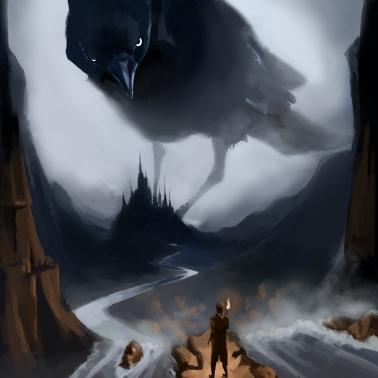 Raven on the Horizon